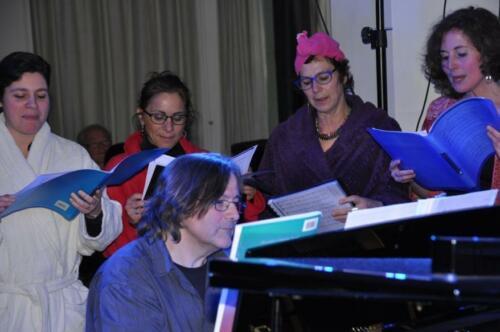 Concert/show - teachers of Wavre academy