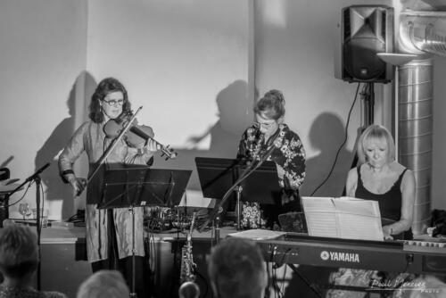 """Concert at """"La du hautbois"""" - Mons"""