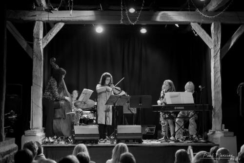 "Concert at ""Etable d'Hôtes"" - Virginal"